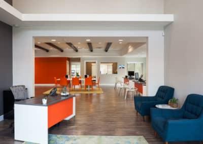 Lounge at Corona Pointe Resort